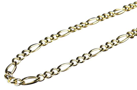 Preload https://img-static.tradesy.com/item/21042178/14k-yellow-gold-25mm-figaro-chain-lobster-clasp-16-inches-necklace-0-1-540-540.jpg