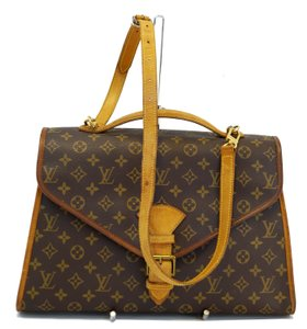 Louis Vuitton Lv Beverly 2way Monogram Handbag Shoulder Bag