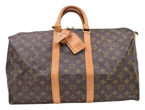Louis Vuitton Vuitton Keepall Vuitton Keepall 45 Keepall 45 Travel Bag