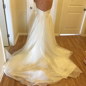 Martina Liana Organza Dream Wedding Dress