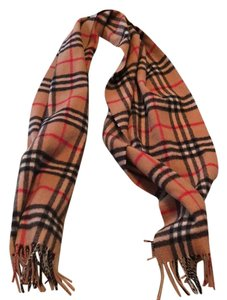 Burberry London 100% Cashmere Scarf