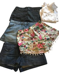 American Eagle Outfitters Mini Spring Sale Mini Skirt Jeans