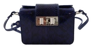 Rebecca Minkoff Snakeskin Cross Body Bag