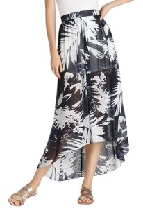 Vince Camuto Skirt Blue / White
