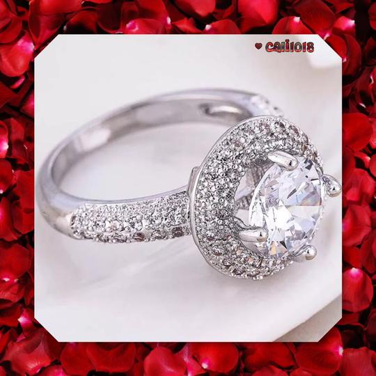 Other New 925 Silver CZ Ring