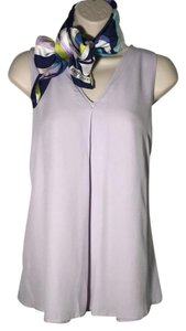 Theory Spring Silk Pleated Ships Next Day Tunic