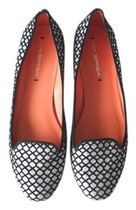 Via Spiga Edina Loafers Edina silver Flats