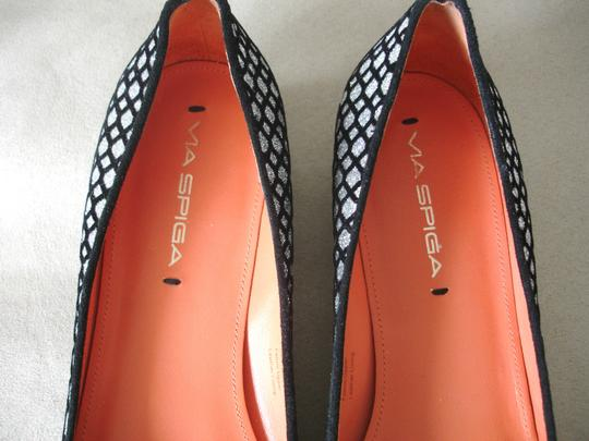 Via Spiga Edina Loafers Edina silver Flats Image 9
