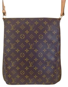 Louis Vuitton Musette Tango Salsa Flap Shoulder Bag