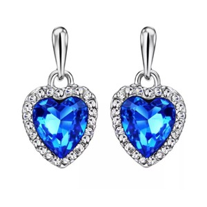 Other Swarovski Crystal The Mycah Earrings S14