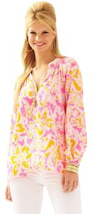 Lilly Pulitzer Top Oh La La