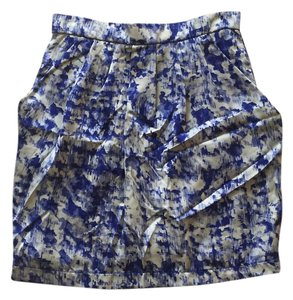 Nordstrom Skirt blue