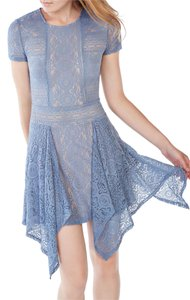 BCBGMAXAZRIA Lace Lace Dress