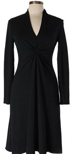 Adrianna Papell short dress black on Tradesy