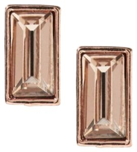 Banana Republic baguetted stud earring