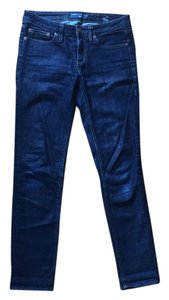 Marc by Marc Jacobs Straight Leg Jeans-Dark Rinse