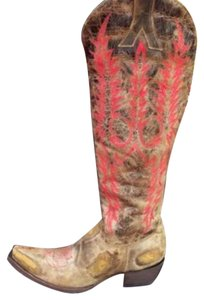 Old Gringo Tan Boots