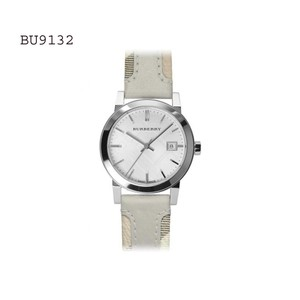 Burberry BRAND NEW BURBERRY THE CITY HAYMARKET CHECK LADIES WATCH BU9132