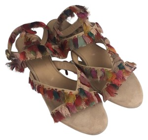 Chlo multi color Sandals