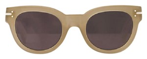Cline NEW Celine CL41040 New Butterfly Ivory Sunglasses