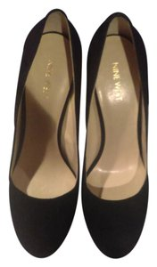 Nine West Suede Brielyn black Pumps