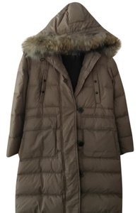 Moncler Fur Winter Puffy Coat