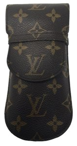 Louis Vuitton Louis Vuitton Signature LV Lunettes Glasses Pouch Travel Case