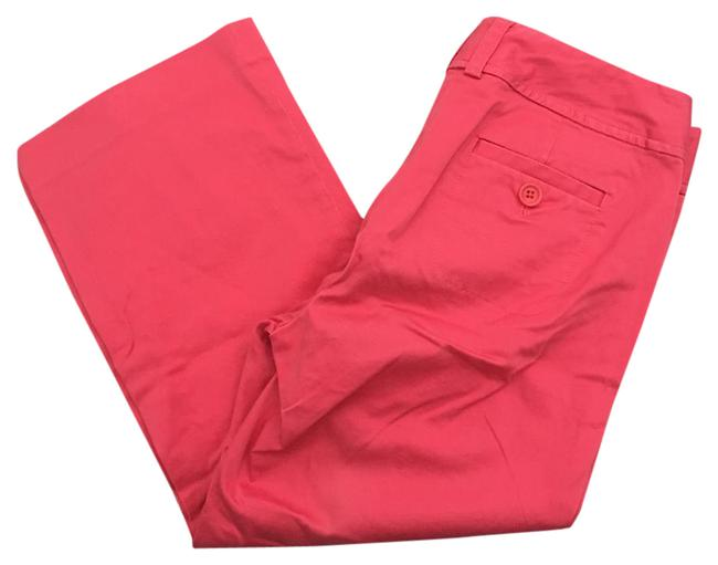 Preload https://img-static.tradesy.com/item/21044344/ann-taylor-salmon-cropped-pants-euc-vibrant-color-perfect-for-summer-and-spring-capris-size-2-xs-26-0-1-650-650.jpg