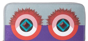 Fendi fendi 2jours monster zip around wallet sold out everywhere