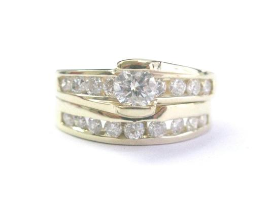 Preload https://img-static.tradesy.com/item/21044495/g-fine-round-cut-diamond-channel-set-yellow-gold-wedding-set-14kt-140ct-ring-0-0-540-540.jpg