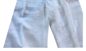 INC International Concepts Trouser Pants White color