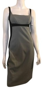 green and black Maxi Dress by Narciso Rodriguez dress