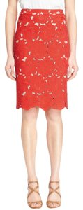 Alice + Olivia Skirt Light Poppy