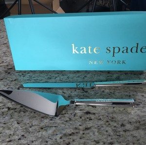 Kate Spade Darling Point Two-piece Dessert Set