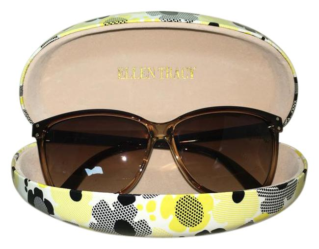 Item - Brown Alameda Cat Eye Frame and Lenses Sunglasses