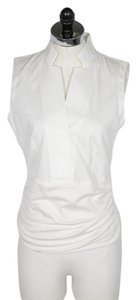 Akris Punto Top White
