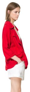 Zara Red Jacket