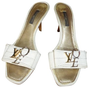 bc8b0473c405 Louis Vuitton Mules   Clogs - Up to 90% off at Tradesy