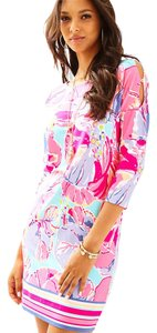 Lilly Pulitzer short dress Multi Jam Out on Tradesy