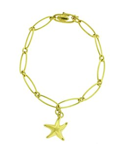 Tiffany & Co. Tiffany & Co Elsa Peretti Starfish bracelet in 18k yellow gold