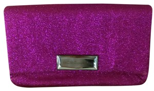 BCBGeneration Purple with glitters Clutch