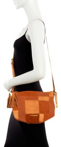 Lucky Brand Leather Medium Cross Body Bag