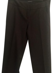 Sisley Formal Work Gray Straight Pants charcoal(dark gray)