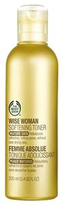 The Body Shop THE BODY SHOP Wise Woman Softening Toner - Mature Skin - Rebalances, refreshes and refines pores, without over drying skin - SOLD OUT! Last ONE!