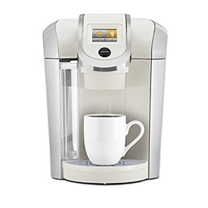 Keurig 119301 K475 Coffee Maker Sandy Pearl New