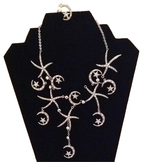 Korean Gorgeous Necklace With Earring set