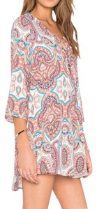 Show Me Your Mumu short dress multi color on Tradesy