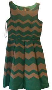 Taylor Chevron Dress