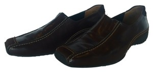 Paul Green Made In Austria Leather Brown Boots