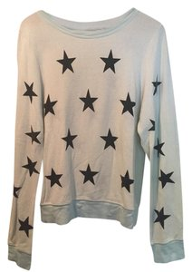 Wildfox Stars Comfortable Casual Sweatshirt